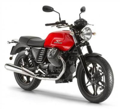 Moto Guzzi V7 II Modell 2015