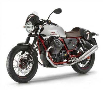 Moto Guzzi V7 II (DUE) Modell 2015 Racer