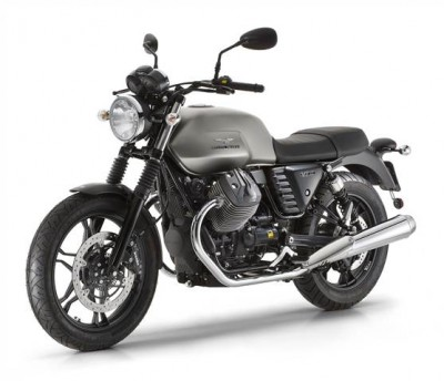 Moto Guzzi V7 II (DUE) Modell 2015 Stone