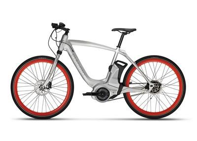 Piaggio WI-Bike 2017