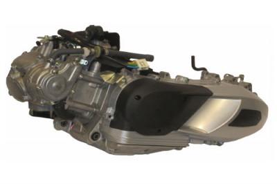 Piaggio i-Get vs. Leader (125ccm Motor)