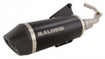 Auspuff Malossi RX schwarz